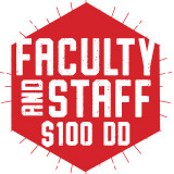 Faculty & Staff:  Add on Dining Dollars in $100 increments $100.00